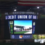 Getting ready for UAB Blazer celebration. Legacy Credit Union donating $4.2,million naming rights to Legacy Pavilion https://t.co/hKBFOE7igx