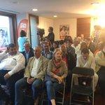 Acto cierre de campaña en Santiago de Compostela. Gracias a todos por vuestra cooperación. 💪🍊 #Ciudadanos26J https://t.co/NLz2sUD5FM