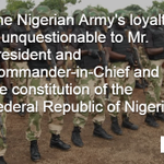Military coup to overthrow Buhari: top commanders at emergency meeting https://t.co/2g0JWPiAKd https://t.co/eACAHBgB5o