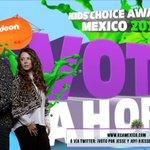 ¡Gente querida! Ayuden a nominarnos a los #KCAMexico 2016 usando los HT's #JESSEYJOY #KCAMEXICO @MundonickLA https://t.co/8DbZ8O6XmY