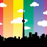 Its #PrideWeek in Toronto! Wishing everyone a safe and happy #Pride2016 https://t.co/VQHyJbkhFC