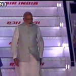 Welcome Back @narendramodi Ji..???????? We may not have NSG.. But As long as we have you.. No NSG matters to us.. https://t.co/qQSkTEyCA8