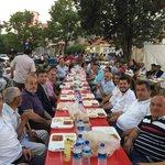Serinhisar teşkilatımızın vermiş olduğu iftar yemeğine katıldık. Allah kabul etsin https://t.co/gzFLIMJuT8