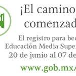Programa de Becas 2016 de Educación Media Superior de @SEP_mx  https://t.co/5qPSDgNkEY https://t.co/vc8pkuGHZZ