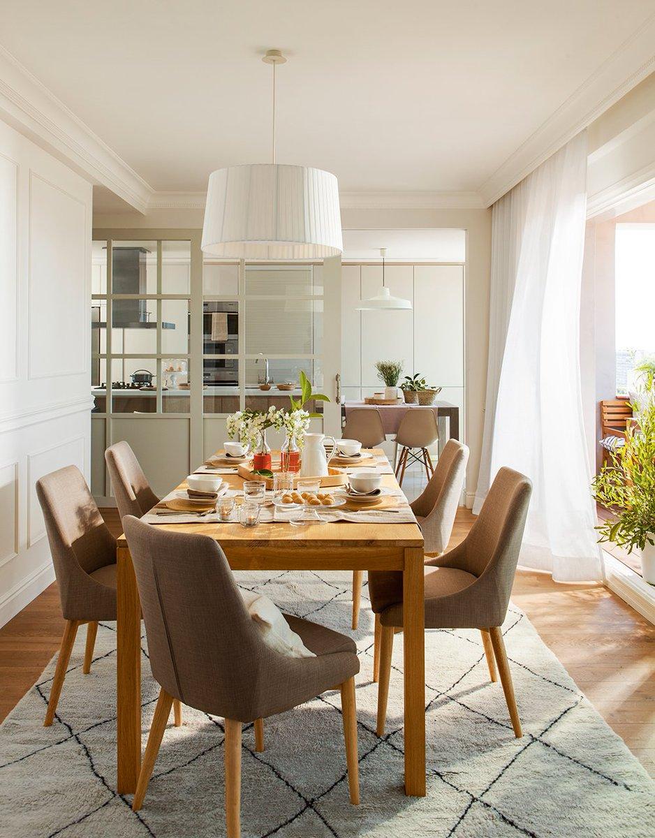 Energ as renovables en casa cambia el planeta for Muebles cocina comedor modernos