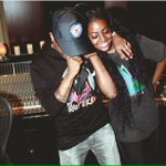 WizKid & Justine Skye look so ???? ???? together ???? https://t.co/s6PE0669nE