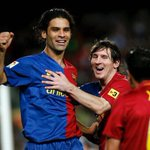 Feliz cumpleaños Leo! te deseo lo mejor amigo. #Messi29 #Messi https://t.co/H4ibxMCUYE