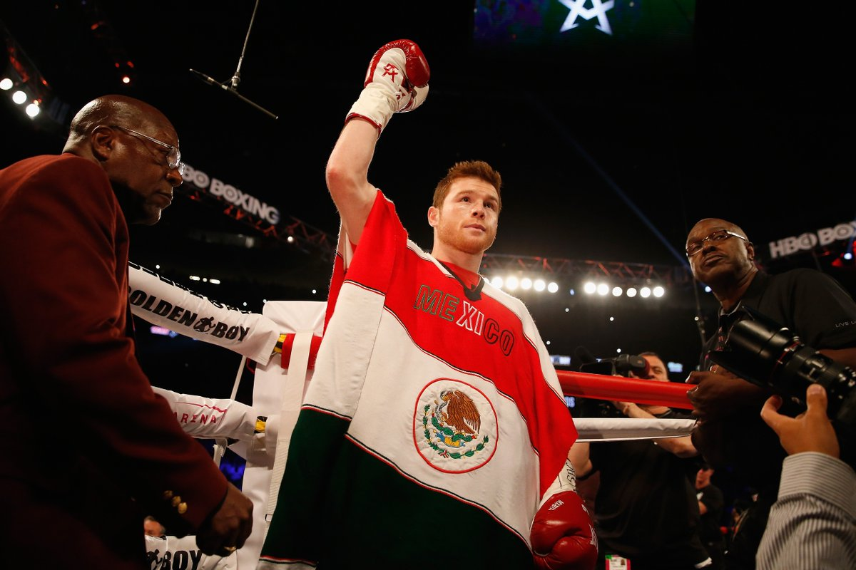 Canelo Alvarez Will Fight Junior Middleweight Titlist Liam Smith On