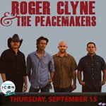 We are happy to be having Roger Clyne & The Peacemakers back in Sioux Falls!  Thursday, September 15 @IconLounge https://t.co/ZuM5HlTZhw
