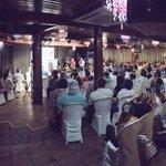 Gracias a todos los q esta noche nos acompañan en San Bartolomé de Tirajana para cerrar la campaña #Gracias #Afavor https://t.co/f8BjhK9QNm