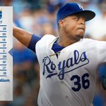 ALDS rematch action begins at 7:15 CT as Edinson Volquez gets the start for the #Royals. https://t.co/iRYuQuJQCM https://t.co/LbSTxiJ2Sl
