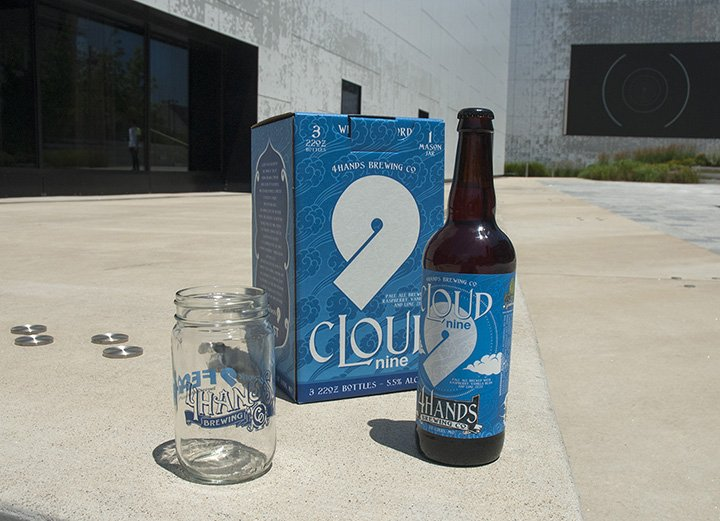 Look what arrived today! Taste Cloud 9 at the Beer Launch Party on Saturday night. Tickets: https://t.co/N7dHVKpRMV https://t.co/cR3mUpVgqH