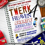 #Twerkheaven4 🎥  Next Sunday    Everybody $5 Till 9:30. 🤑   📍2930 Old Norcross Rd📍 https://t.co/O2ISwa1zBx