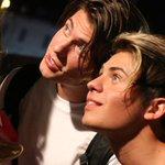 Cosa guardate, ragazzi?! @BenjieFede @Benji_Mascolo @fedefederossi 😛 #backstage #CocaColaSummerFestival https://t.co/zjSatodqct
