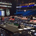 Ready to go in Buffalo. #NHLDraft https://t.co/JnxJvN18qj