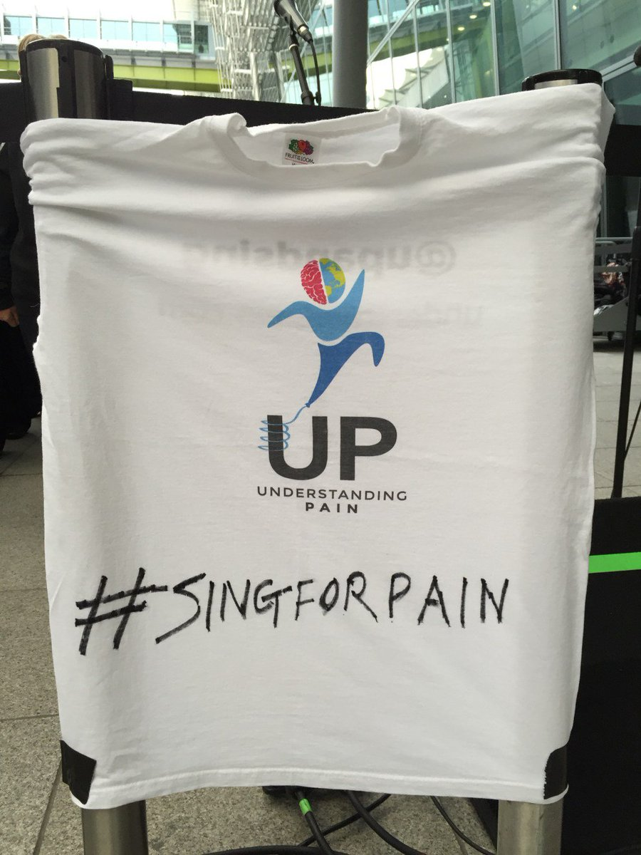 RT @upandsing: upandsing T5 Heathrow Sat 25th June