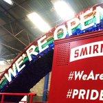 Ya estamos casi listos ???? ¿qué opinan? #Pride2016 #CDMX https://t.co/5jMKTwcF64