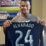 @SportingKC hace oficial el fichaje de Ever Alvarado. @relymp @NacionOlimpista @jcnfutbol1 @IsabelTVC @remero20 https://t.co/KkphiR8u1s
