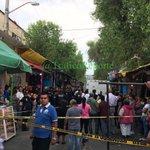 Peritos d PGJDF_CDMX, laboran en retirar el cadáver d la persona baleada en Corregidora y Rosario, Centro Histórico https://t.co/qnUzBOlKmP