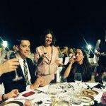 Tim #CrownePlaza #Belgrade #IHG na večeri nakon #humanitarna #revija @RoksandaIlincic #Beograd #moda #gala https://t.co/Ud35rx2ZX6