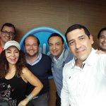 Con el gran @DanielSamperO en @VozPopuliBLU . https://t.co/yhPUJzBVVP