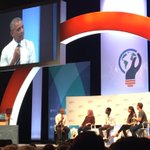 MT @faheyRF: @POTUS at #GES2016 says entrepreneurs are the upside of globalization. #GES2016 https://t.co/9rq1fEJf3R