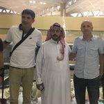 مدرب #النصر زوران ماميتش يصل الان لمطار الملك خالد الدولي بالرياض يرافقه الجهاز الفني المساعد #NFC https://t.co/CGUntjoSiP