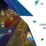 El Canal se inauguró un 15 de agosto, ahora un 26 de junio se reinventa y volvemos a hacer historia. #CanalAmpliado https://t.co/tCRzVSf608