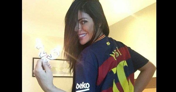 RT @bol: Miss Bumbum faz homenagem a Messi, aniversariante do dia https://t.co/tutYGSbfre https://t.co/mUp0HvqtAX