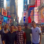 Paseando con la banda pitillo!!!✌️✌✌ (New York) https://t.co/iT2PO48xkm