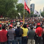 Granaderos detienen #marcha de la #CNTE rumbo al #Zócalo → https://t.co/LEfqF5Mjje https://t.co/OkcMfn6vjz
