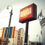 That #SFpride2016 feeling! Come join us for the big parade this Sunday. #PrideMonth #SF #SanFrancisco #SFcastro https://t.co/WaxrhEysSu