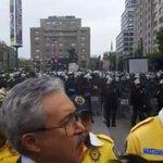 NUEVAMENTE @ManceraMiguelMX SIRVE DE TAPETE DE @EPN Y NOS CIERRA EL PASO AL ZÓCALO @ncv_Violeta @epigmenioibarra https://t.co/vEpypyA0Sr