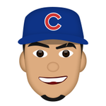 Chris Coghlan triples, @javy23baez singles, #Cubs lead 4-0 with one out in the 1st. #LetsGo https://t.co/5iB4keyZuW