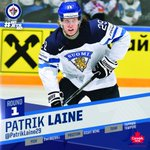 With the 2nd overall pick, the #NHLJets select Patrik Laine! https://t.co/82TjRgatfn