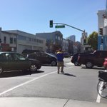 Been waiting for a bus for 10 minutes and Ive seen 6 almost accidents. #SFs gotta fix 9th and Bryant. https://t.co/E9bkFLfJXC