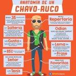 #YoSoyChavoRucoPorque esta es mi anatomía #LosVerdaderosCaballeros https://t.co/3kRwchZILN