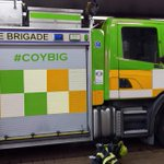 We got a call from the French firefighters needing help on Sunday, quick respray & ready to go ! #COYBIG #IrlVFra https://t.co/0z7qY3jXwI