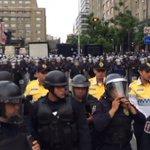 Otra vez impiden paso de la #CNTE al Zócalo https://t.co/TQuIJGI5I7 https://t.co/7UbISCPz0q