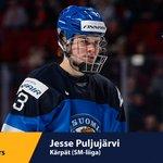 With the fourth pick in the 2016 #NHLDraft, the @EdmontonOilers select Jesse Puljujärvi. https://t.co/fmtCnlUtke