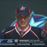 Pierre-Luc Dubois is now a Blue Jacket. Will the 18 yr old be a point machine....? Hopefully ! #NHLDraft #CBJ https://t.co/3S7qBab9pr