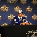 """Feels Awesome to be a Leaf"" #NHLDraft #NHLDraft2016 #MapleLeafs #TMLtalk #TMLDraft #Toronto #AustonMatthews #Leafs https://t.co/E74juATrgi"