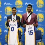 #DubNation, welcome @PMcCaw0 & @dameology to the squad! https://t.co/yxTtXd1lTI