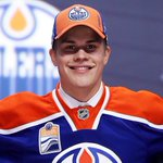 Looking good in #Oilers colours, Jesse! #NHLDraft https://t.co/jllOavID7g