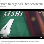 We pay tribute to @NGSuperEagles legend Stephen Keshi in this video. Watch here: https://t.co/DcCGOJ2Ime https://t.co/o3GAVMl0gy