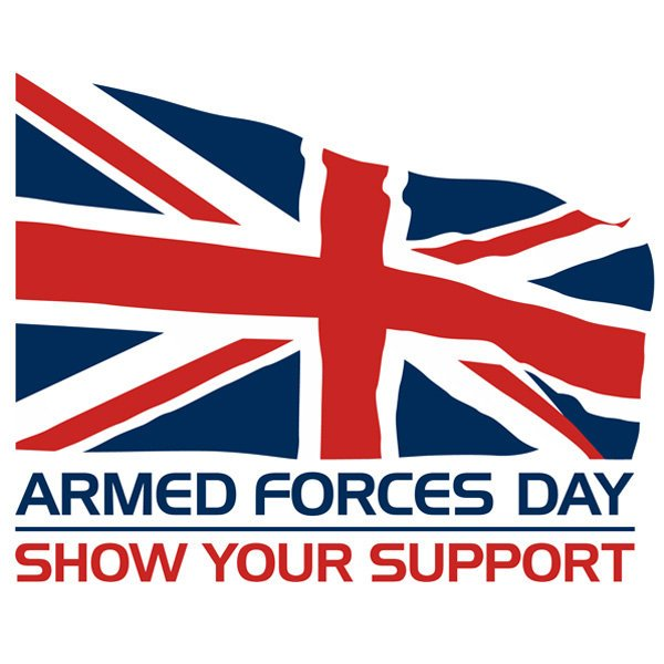 It's #ArmedForcesDay today! Show your support for the work of all 3 branches of the Armed Forces #Army #Navy #RAF https://t.co/3aQk7JLFOV