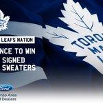 Win a SIGNED Auston Matthews jersey from your Toronto Area Ford Dealers. #TMLtalk     https://t.co/fas5yNCUjg https://t.co/Ns2OWlbUWI