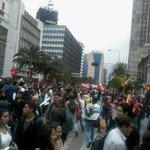 Ahí vienen cambiando la visión de pasividad de nuestro pueblo. #CNTE movilizada y presudencia amorfa. https://t.co/pxoeI0c2Yb