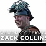 Welcome to Chicago, Zack! https://t.co/5shqIrOtGh