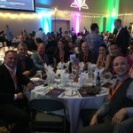 The FTS team at the #VIATECAwards! Everyone is thrilled to be here! @viatec #yyj #victoria https://t.co/ZW47JXPu0w